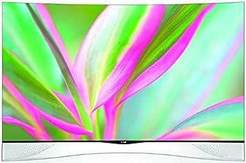 LG 55EA975V SMART TV OLED FULL HD CURVO 3D Swarovski: Amazon.es: Electrónica