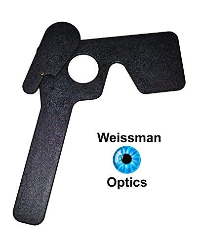 Weissman Optics Multiple Pinhole Spectacle Occluder
