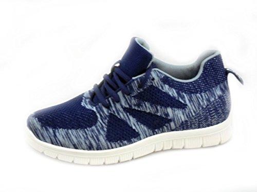 Rbld Jogging Mujeres para Azul Sportygirl 0qYw0BR