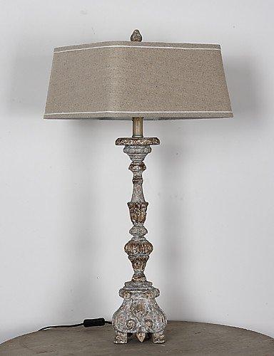 presa di marca SSBY Lampade da scrivania-Tradizionale classico- DILegno bambù-Arco , , , 220-240v  autorizzazione ufficiale