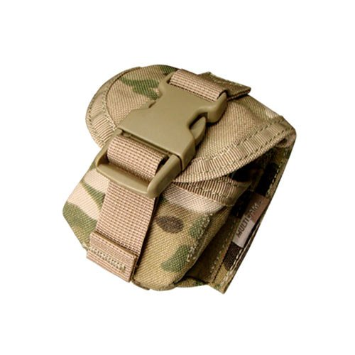 Condor Outdoor Single Frag Grenade Pouch Color- Multicam