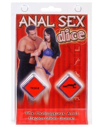 Anal sex dice