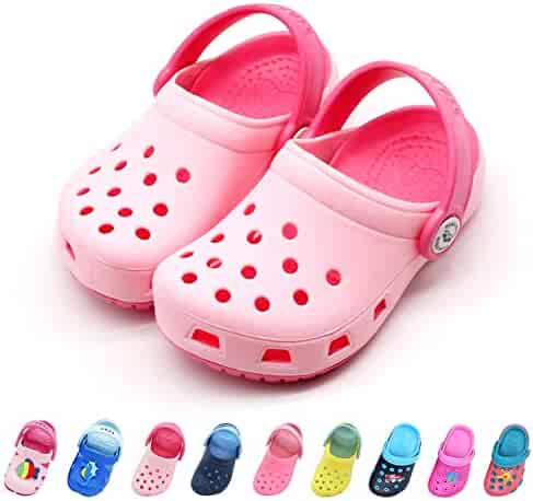 a677c91e7984 Shopping 1 Star   Up - Pink - Clogs   Mules - Shoes - Girls ...