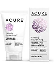 Acure Radically Rejuvenating Vegetable Peel, 1.4 Fluid Ounce (Packaging May Vary)