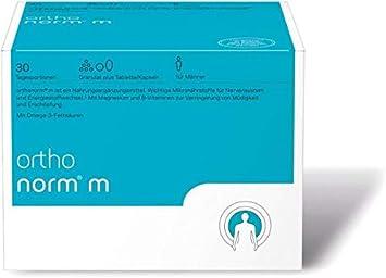 Orthopregna® Granulat 30 Tagesportionen//Orthomed Kapseln