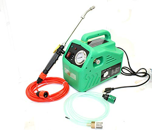 9TRADING Portable HVAC AC Condenser Evaporator Coils Service High Pressure Cleaning Pump