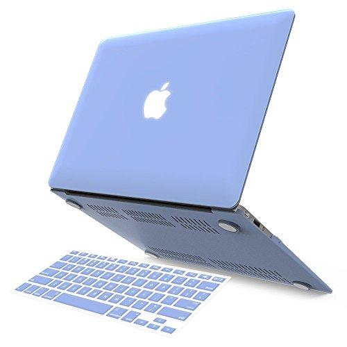 iBenzer Soft Touch Plastic Keyboard Serenity