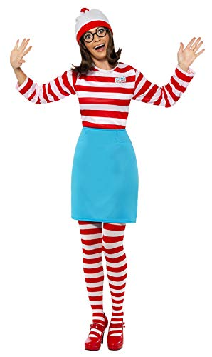 Wheres Wally? Wenda Costume ()