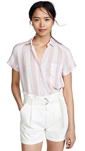 Rails Women's Christine Top, Dusk Stripe, Small