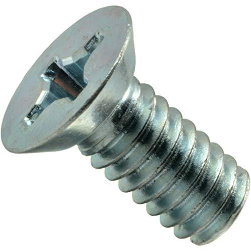 Hard-to-Find Fastener 014973301118 Undercut Machine Screws, 12-24 x 1/2, Piece-100 ()