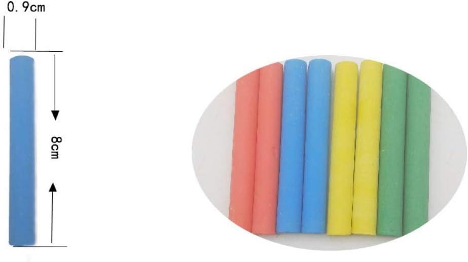 everd1487HH Dustless Chalk 12 Sticks Water-Soluble Dustless ...