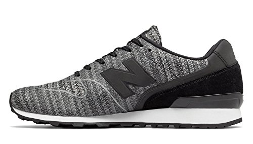 Sneaker Damen Grey with Balance Black Wr996 New qt5gw8xvg