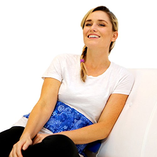 Menstrual Cramps Reliever – Heating Pad for Stomach, Back