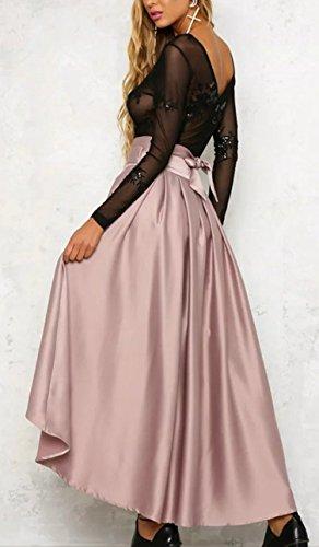 Vintage kleider hochzeit rosa