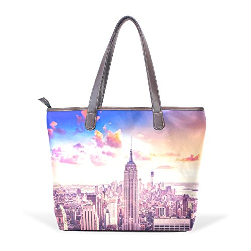 Women's Designer Handbags Leather Bags Fashion Tote Clutch Purse Shoulder Bag Top-handle Bag with Top Selection of New - New York Hut