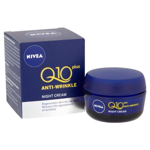 Nivea Visage Anti-Wrinkle Q10 Plus Repair Night 50ml ()