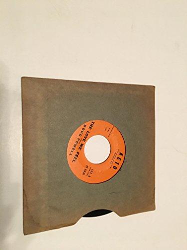 Price comparison product image ATLANTA-THE LOVE WE FEEL 45 RPM RECORD