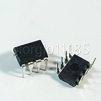 Amazon com: 50 Pieces LM358N LM358 DIP8 IC Dual Operational