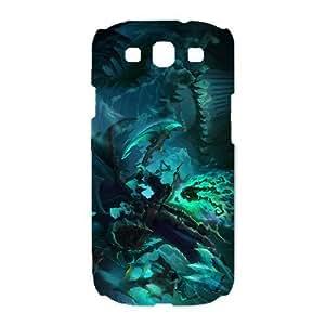Samsung Galaxy S3 White phone case Thresh league of legends LOL2061863