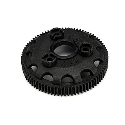 Traxxas 4683 Spur gear, 83-tooth (48-pitch) (for models with Torque-Control slipper clutch): Toys & Games