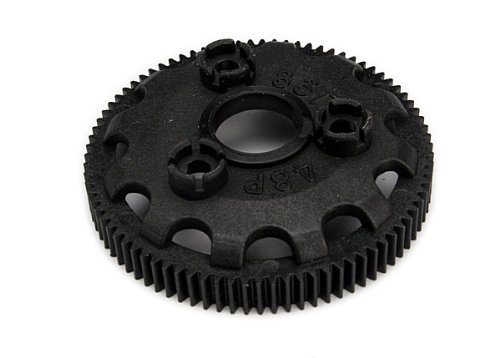 Traxxas 4683 Spur gear, 83-tooth (48-pitch) (for models with Torque-Control slipper clutch) (Replacement Pitch Control)