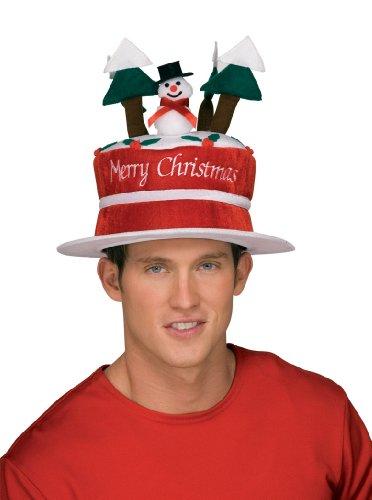 Rubie's Costume Co X-Mas Tree Top Hat (Xmas Costumes)