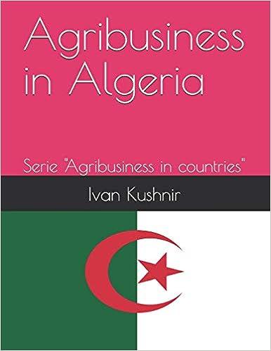 Agribusiness in Algeria