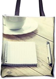Café, ordenador, Copa, escritorio, bebida Allover impresa ...