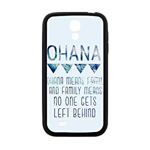 HGKDL ohana means family Phone Case for Samsung Galaxy S4