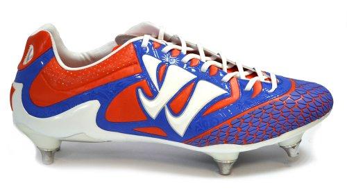 Skreamer Pro S-Lite SG Football Boots Blue uCCykT