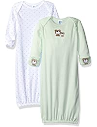 Baby Girls' 2-Pack Gown