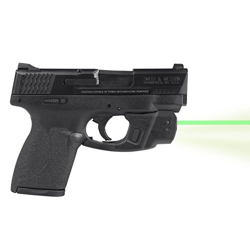 Centerfire-LightLaser-Green-with-GripSense-For-use-on-SW-Shield-45