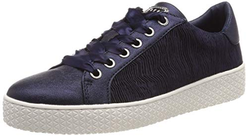 Basse Dark 4141 Bugatti 431525055969 Blue Scarpe Blue Donna Ginnastica Blu dark Da wxR4I1fq