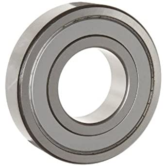 Amazon.com: 6204 ZZ Original New Ametric(R) Ball Bearing ...