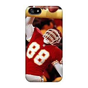 New CYo8199ZDvy Kansas City Chiefs Skin Case Cover Shatterproof Case For Iphone 5/5s