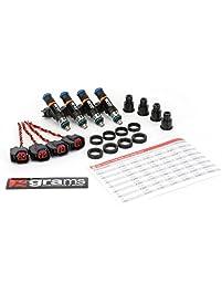 Grams(G2-0550-0500)550cc Honda/Acura B, D, F, H (exc d17) Fuel Injector Kit