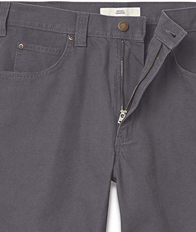 Amazon Essentials Męskie Carpenter Jean with Tool Pockets: Odzież