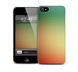 Green & Orange Gradient iPhone 5 / 5S protective case
