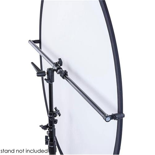 Adorama Flashpoint Ballhead Telescoping Reflector Holder by Adorama