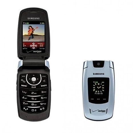 amazon com samsung sch u540 cell phone verizon or pageplus cell rh amazon com Samsung Rugby Samsung TV Schematics