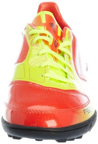 Adidas - F10 TRX TF - Color: Amarillo-Rojo - Size: 45.3EU