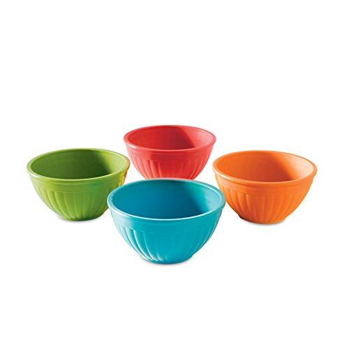 Nordic Ware Prep & Serve Bowl Set, 4-Piece