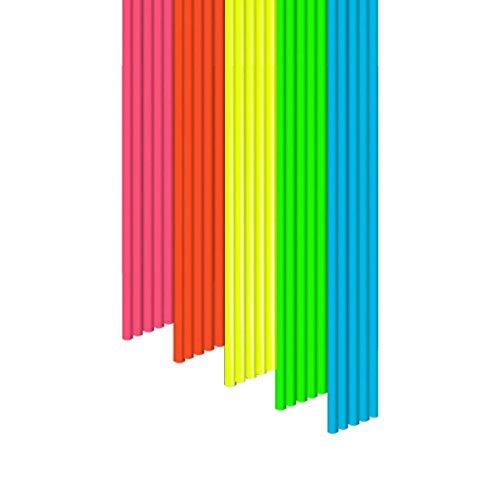 3DOODLER Filaments ABS Pen 3Doodler -5×5 pcs, pnk/red/yel/grn/sky blu