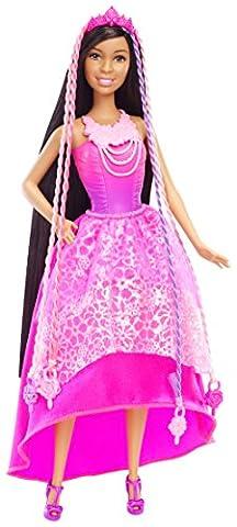 Barbie Endless Hair Kingdom Snap 'n Style Princess Nikki Playset