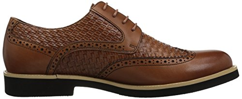 Inglés Laundry Hombres Olive Oxford Brown