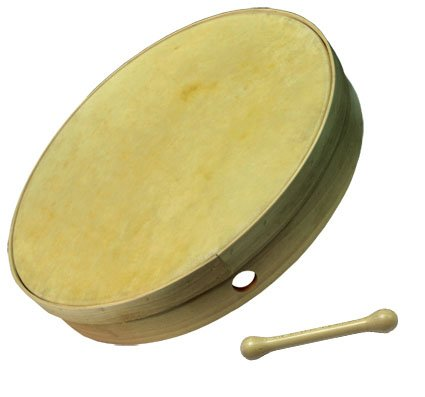Pandero (frame drum) Ø50 cm, piel