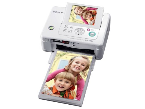 Sony DPP-FP95 Picture Station Digital Photo Printer with 3.6-Inch LCD Tilt-Adjustable Display