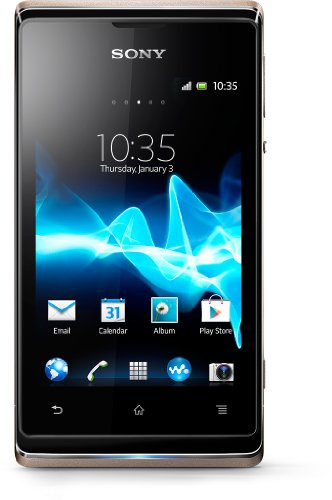 Sony Dual SIM Unlocked Phone U S Champagne