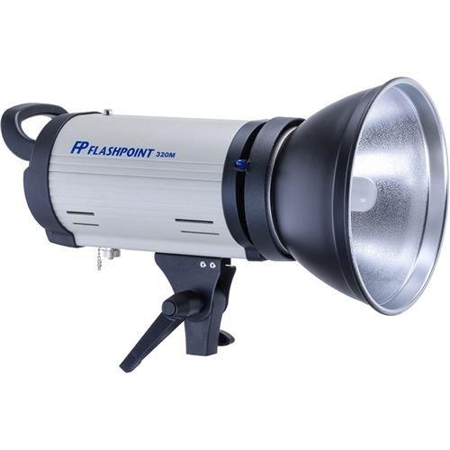 Flashpoint II 320M, 150 Watt Second AC / DC Monolight Strobe. by Flashpoint