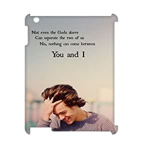 Harry Styles Unique Design 3D Cover Case for Ipad2,3,4,custom cover case ygtg-325398